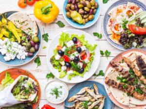 Découvrez les saveurs de la Grèce avec Grégory Tsarnaoussis